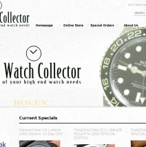 The Watch Collector